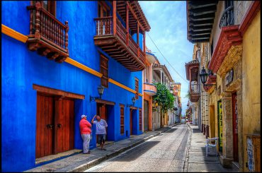 What's it like teaching English in Colombia?