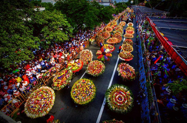 Feria De Las Flores Medellin Festival Of Flowers Event Guide The Alltherooms Blog