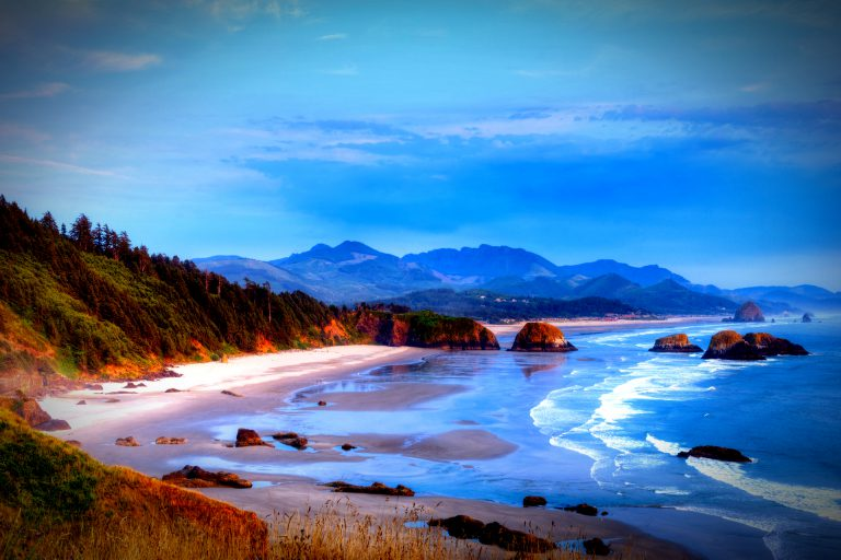 Best Beaches In Oregon The Alltherooms Blog